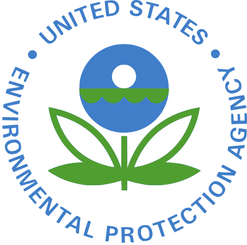 EPA logo in Blue and Green