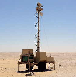 Radar System Options Vehicle Mount And Trailer Src Inc