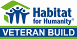 Habitat for Humanity - Veterans Builds
